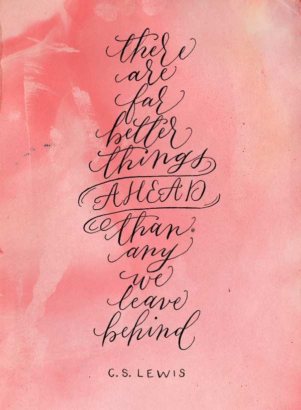 Calligraphy by Hello, Framboise