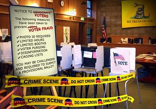 Blocking the Vote