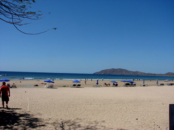 view-of-the-beach-at-Tamarindo