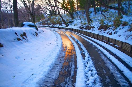 雪解け by nomachishinri