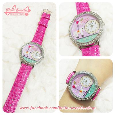 ☆ HELLO SWEETIE ☆ Đồng hồ/Phụ kiện thời trang mẫu mã chọn lọc (F21, H&M, Hello Kitty)