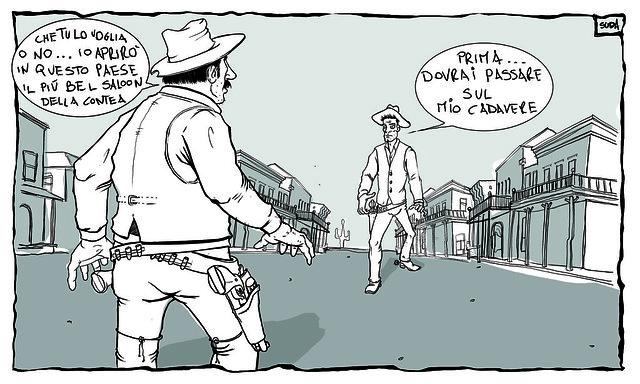 vignetta 4 la voce del paese