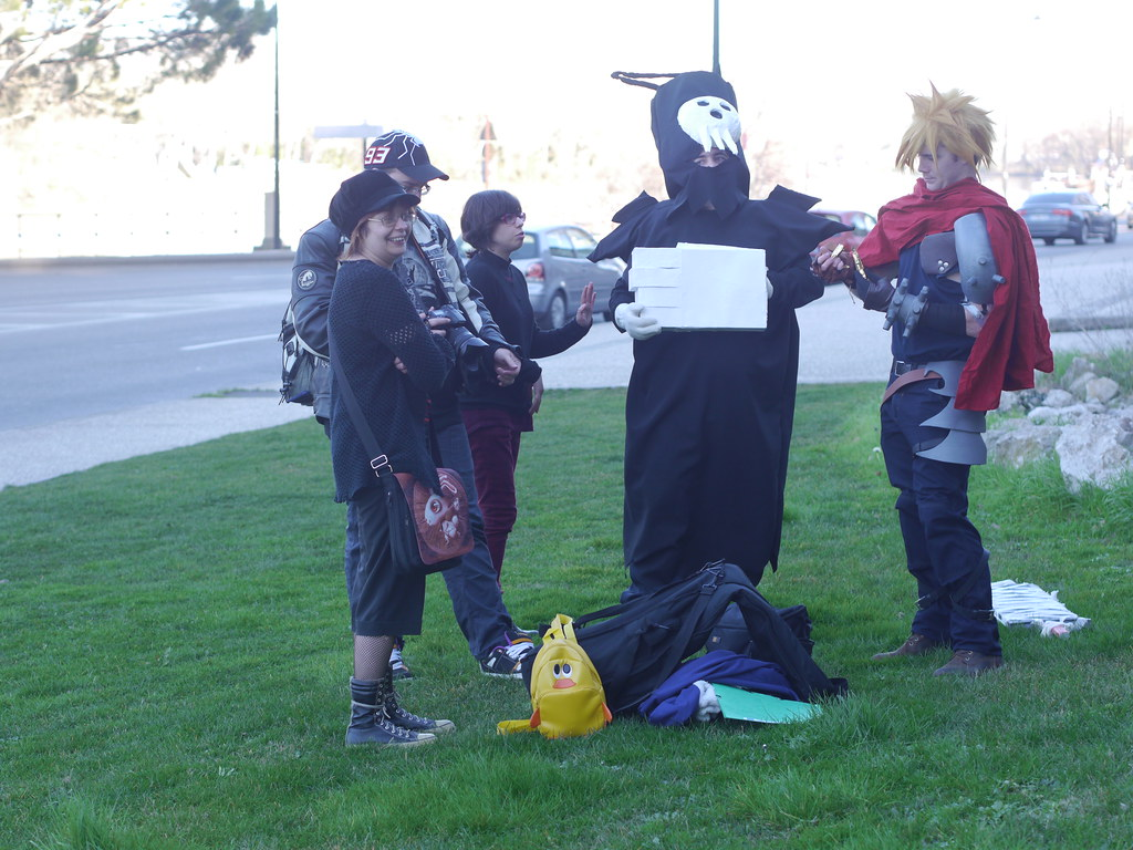 related image - Sortie Cosplay Avignon - 2014-02-22- P1780170