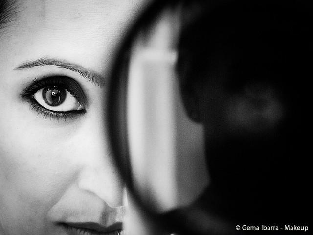 Eye, lip and mystery