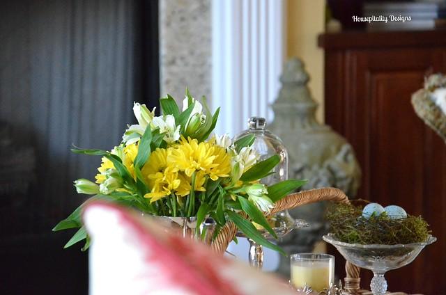 Great room flowers