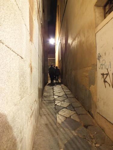 Toledo, la noche