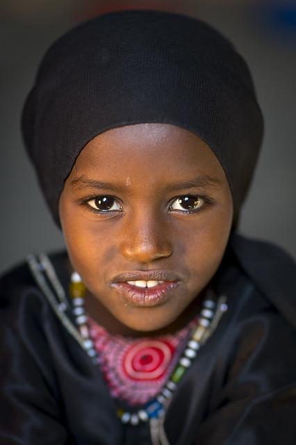 Miss Saida Mohamed, Assayta, Ethiopia
