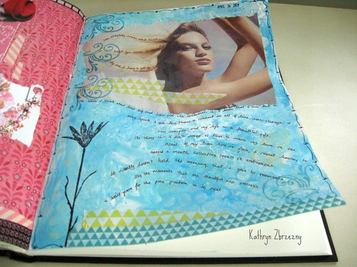 April 16 Journal