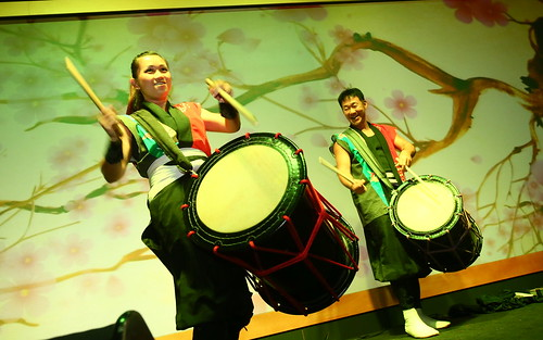05-Japanese Drum Performance