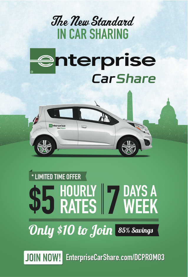 Enterprise $10 to Join DC Social
