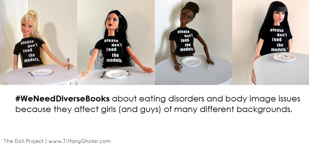 #WeNeedDiverseBooks about eating disorders