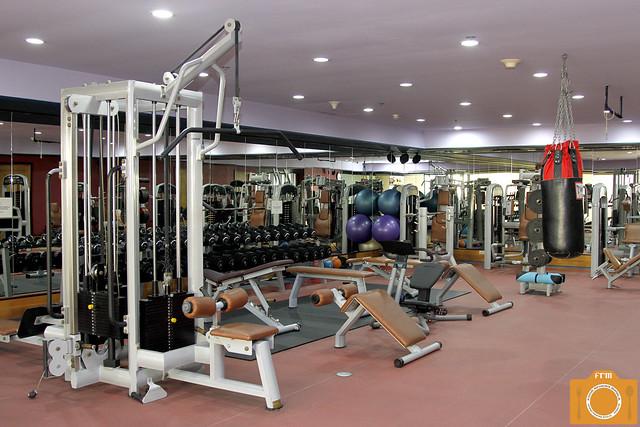 Bellevue Main Wing Gym 2