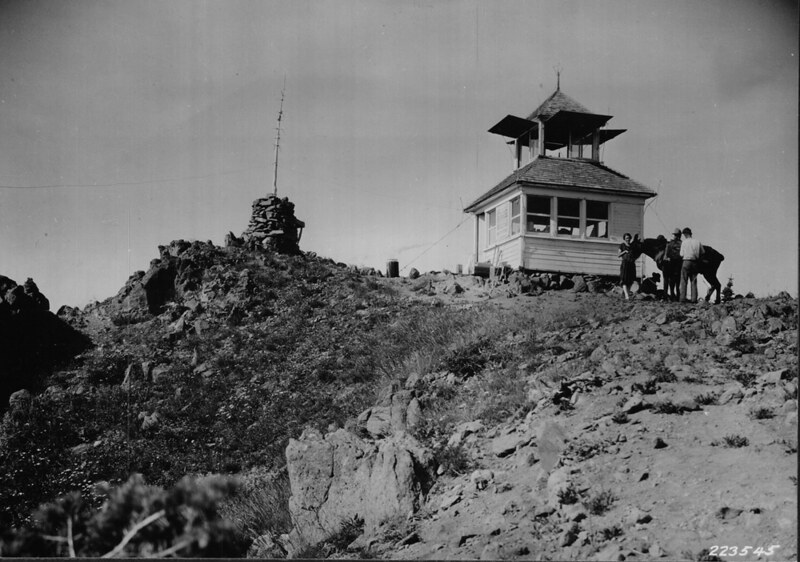 Horsepasture Mountain, 1927