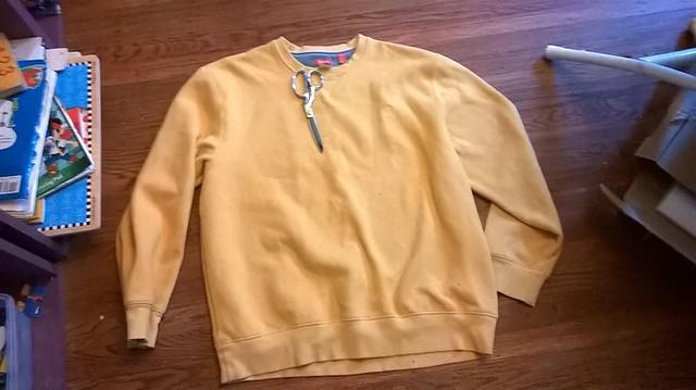 Thrift Score - Izod Sweatshirt 2x Mens