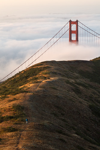 sanfrancisco california usa water vertical fog clouds sunrise landscape unitedstates pacific goldengatebridge sausalito westcoast canon5dmiii