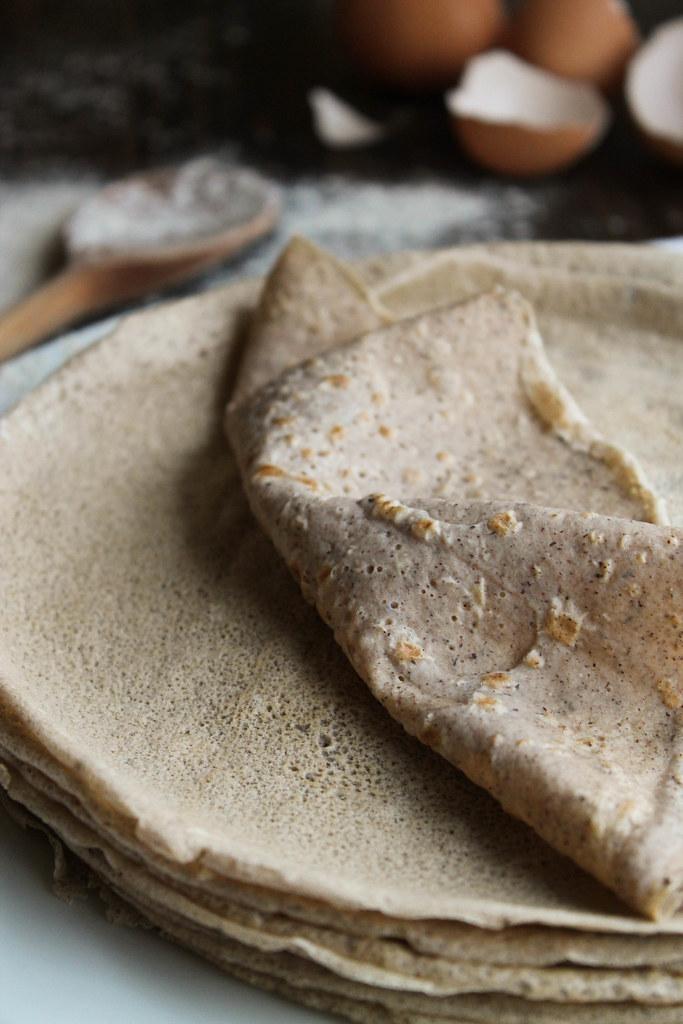 Pâte à galette bretonne