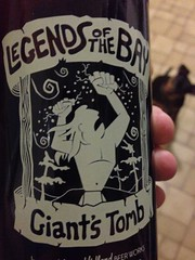 Beersperiment: Legends of the Bay Giant\'s Tomb (Tiny, Ontario) @halyma: 4* @SprocketMinPin: huh? Me: 3*