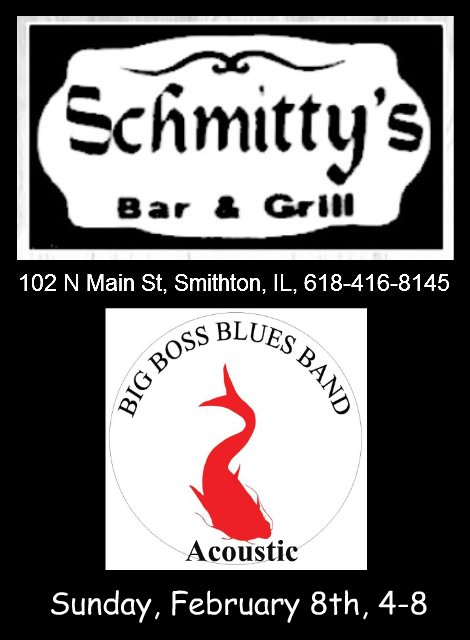 Schmitty's Bar & Grill 2-8-15
