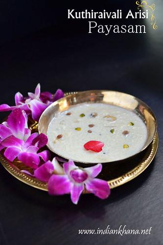 Sama-Chawal-Kheer