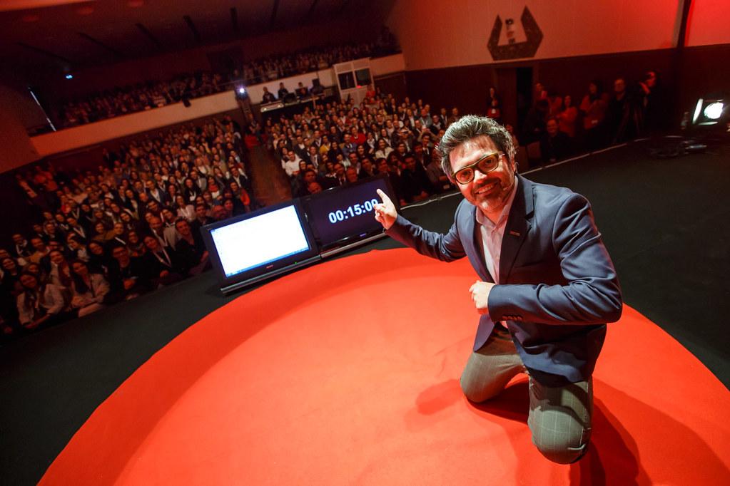TEDxOporto 2014 Nilton