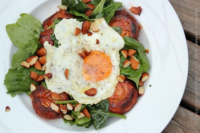 Tandoori Mushroom Salad 2