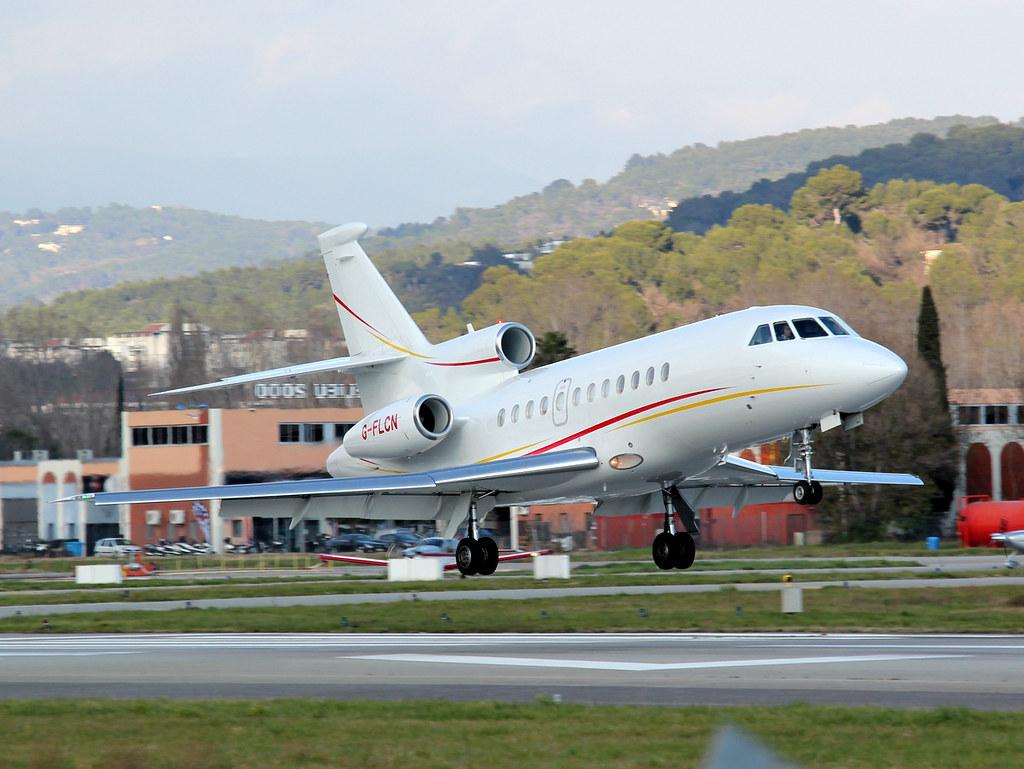 Aeroport Cannes-Mandelieu , LFMD , Février 2015 16411608200_fe2b53303f_b