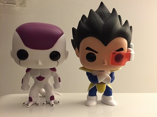 POP! Végéta & Freezer