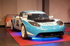 lotus(0.0), race car(1.0), automobile(1.0), tesla(1.0), tesla roadster(1.0), vehicle(1.0), automotive design(1.0), land vehicle(1.0), supercar(1.0), sports car(1.0),