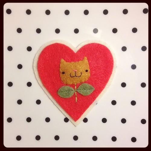 🐱🌷❤ (Happy Valentine's Day!)