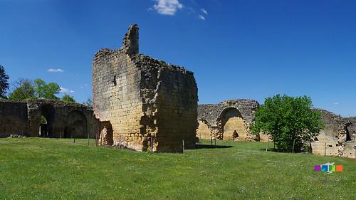 Molières et son château