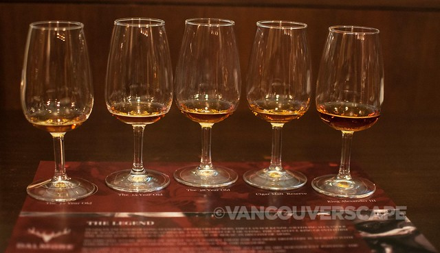 Dalmore Whisky Tasting at Black+Blue-3