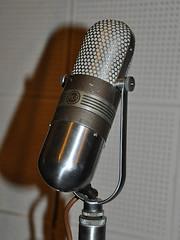 Memphis - 1950s RCA 77DX Ribbon Microphone