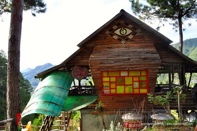 Gaia Café & Crafts Sagada