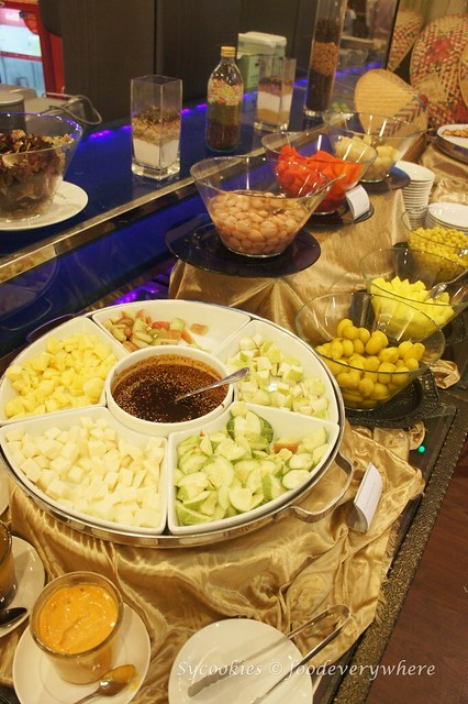 5.Iftar Ramadan Al Mubarak Buffet Dinner @ La Maison , Silka Maytower Kuala Lumpur