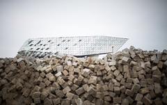 Nieuw Havenuis Antwerpen by Zaha Hadid, Antwerp, Belgium