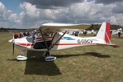 G-GSCV Ikarus C42 Popham