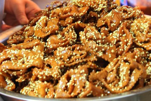 CHAPAKIA,  dulce de ramadan