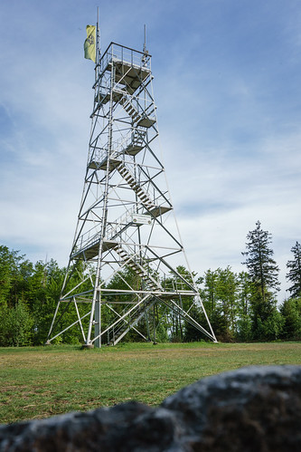 Prinz-Luitpold-Turm, Döbraberg