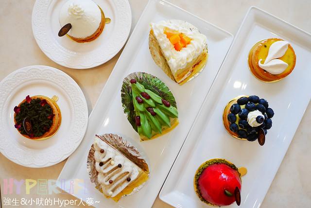 下午茶,台中,咖啡廳,好吃,推薦,早午餐,甜品,甜點,複合式餐廳,西式甜點,金心盈福,雜貨,鬆餅,麵包 @強生與小吠的Hyper人蔘~