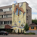 """""""Hands of God""""_ for the institution Bristle_ Minsk 2015 by cowek"""