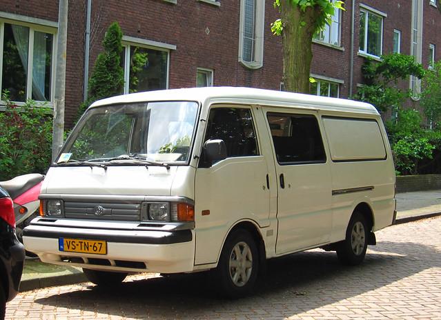 1997 Mazda E2200 Diesel