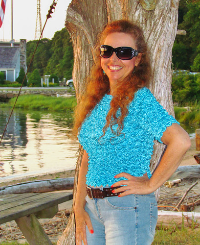 blue sunset portrait woman color reflection tree girl smile reflections geotagged evening colorful pretty unitedstates connecticut jeans denim goldenhour connecticutriver oldlyme hww