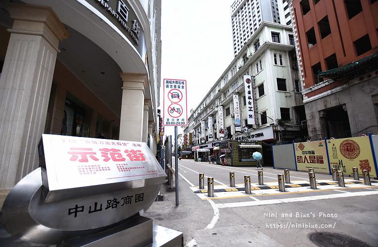 福建廈門中山街旅遊景點美食小吃02