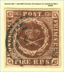 Stamps Denmark