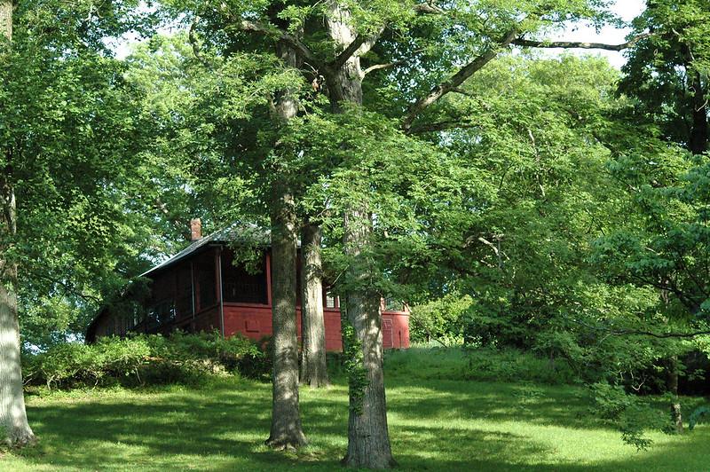 Selma Steele Nature Preserve - T.C. Steele State Historic Site