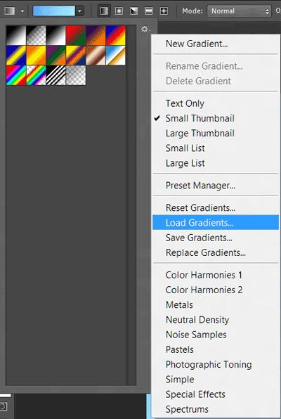 gradient-panel