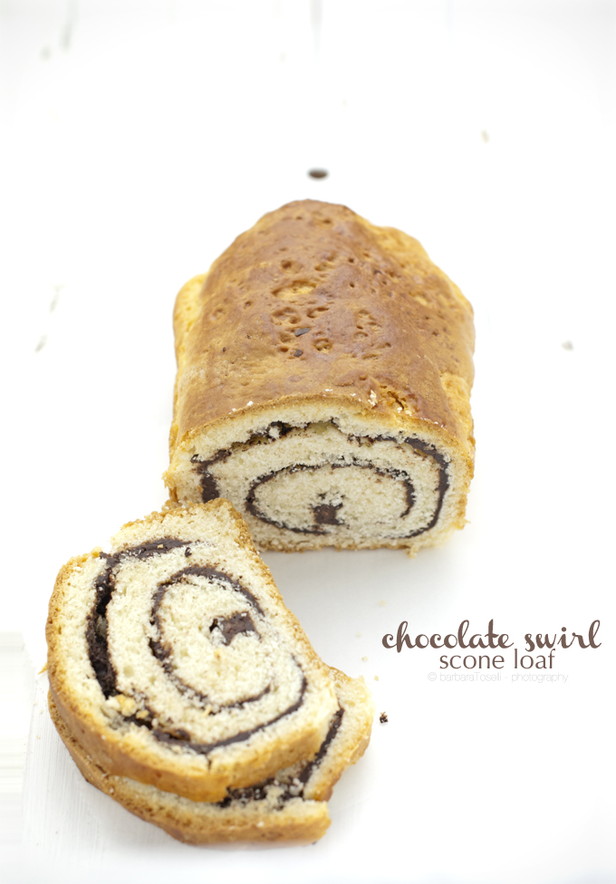 chocolate swirl scone loaf cover