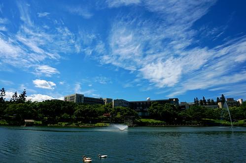 好天氣 - 竹湖