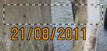 Как убрать дату с фотографии в программе Фотошоп