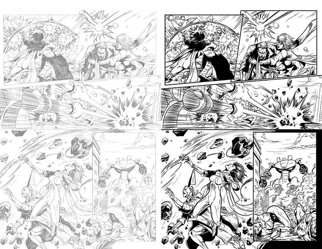Clash_Comics_test_pencil_ink_by_mdmodeler